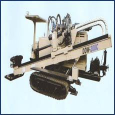 Horizontal Directional Drilling Machine (HDD)