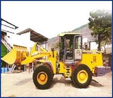 Earth Moving Equipments Wheel Loader Hydraulic Excavator Crawler